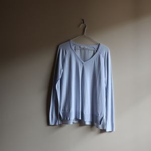 LOFT Light Sweater Blouse
